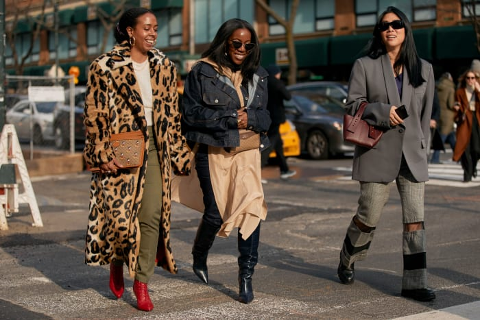 THE BEST STREET STYLE LOOKS FROM NEW YORK FASHION WEEK FALL 2020