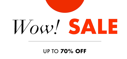 FORZIERI - Final call, Wow! SALE ends in 48 hours