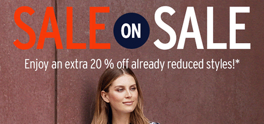 GOLFINO News - SALE ON SALE: Extra 20% off if you buy at least two articles