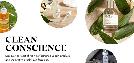 Harvey Nichols - Vegan beauty picks