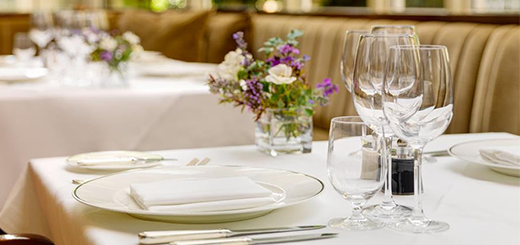 InterContinental Dublin - 5-Star Luxurious Mother's Day Dining