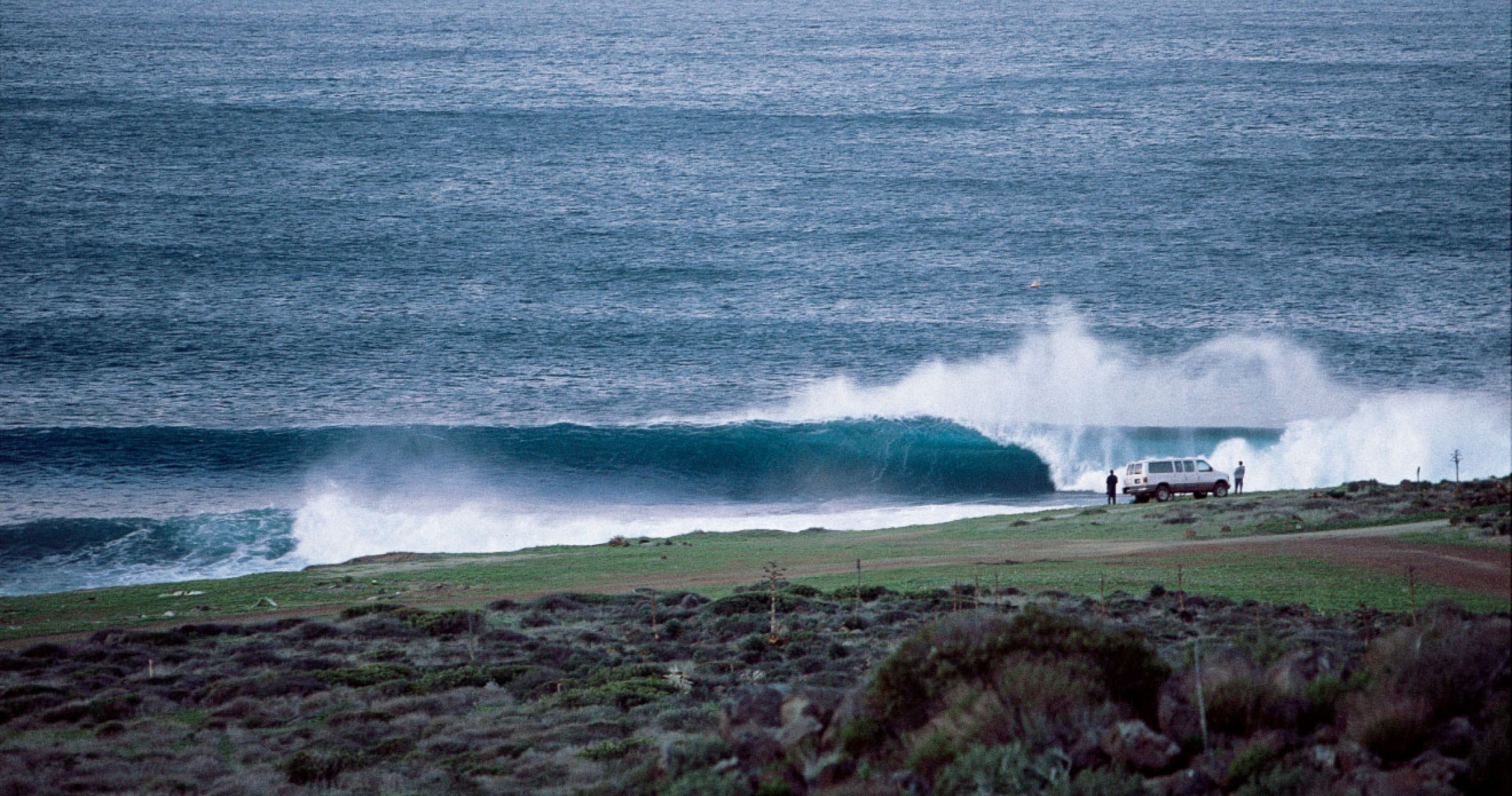 Insane Waves That Are Now Extinct