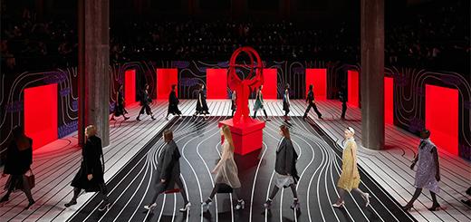 Prada - Experience the Fall Winter 2020 Womenswear Show