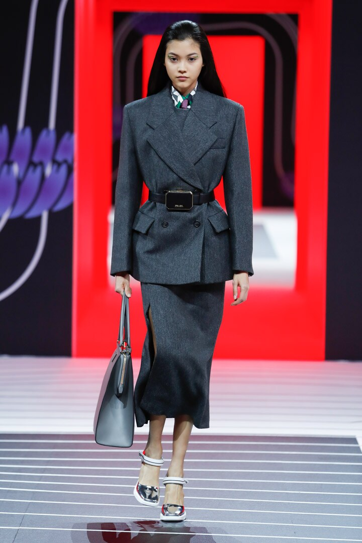 Prada - Experience the Fall Winter 2020 Womenswear Show