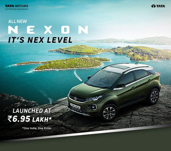 Tata Nexon - All new Nexon has arrived