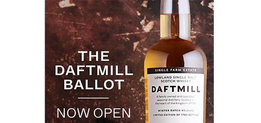 Berry Bros. & Rudd - The Daftmill Ballot is now open