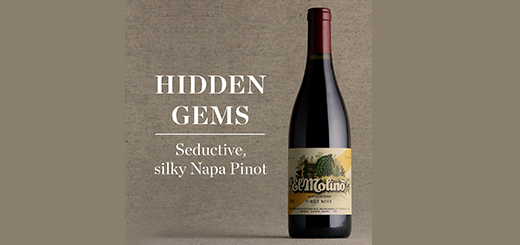 Berry Bros. & Rudd - Hidden gems seductive Pinot from Napa
