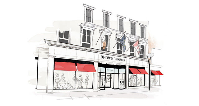 Brown Thomas - An update from the Brown Thomas team