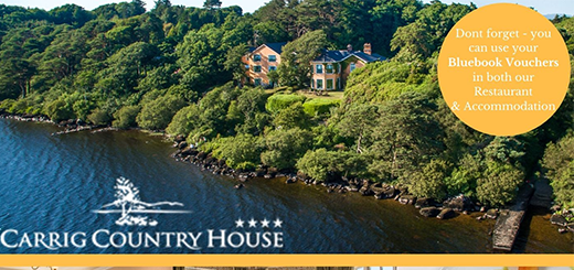 Carrig Country House & Lakeside Restaurant - Spring Into Carrig!