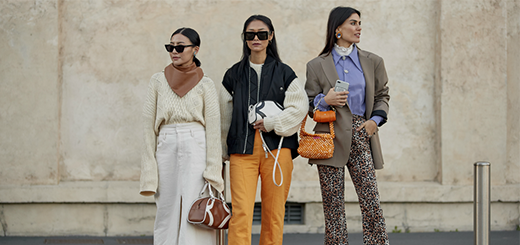 Fashionista - Best Street Style Looks from Milan Fashion Week Fall 2020