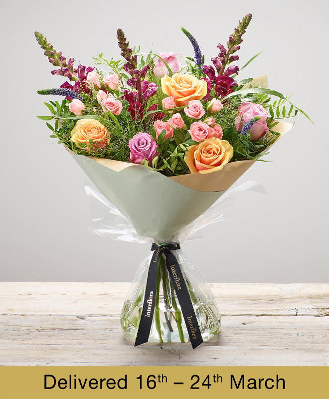 Interflora - The BEST Mother's Day blooms