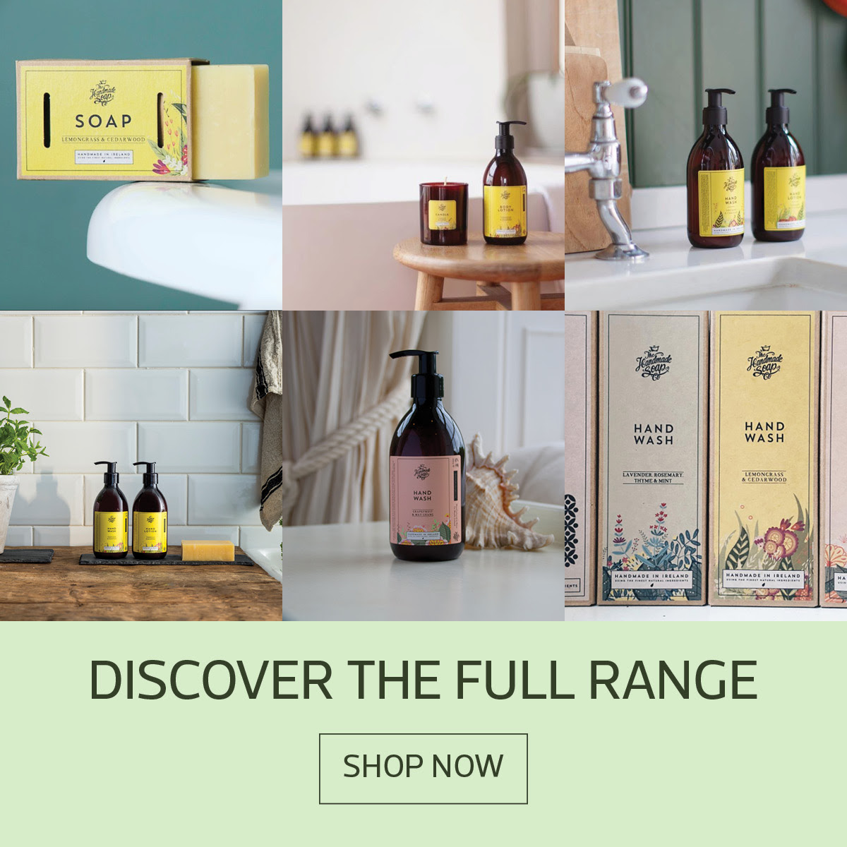Kilkenny Shop - Lather, Rinse, Repeat!