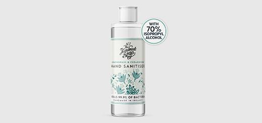 Kilkenny Shop - New Hand Sanitiser with 70% Alcohol!