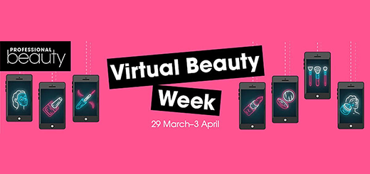 Professional Beauty - Virtual Beauty Week launches!