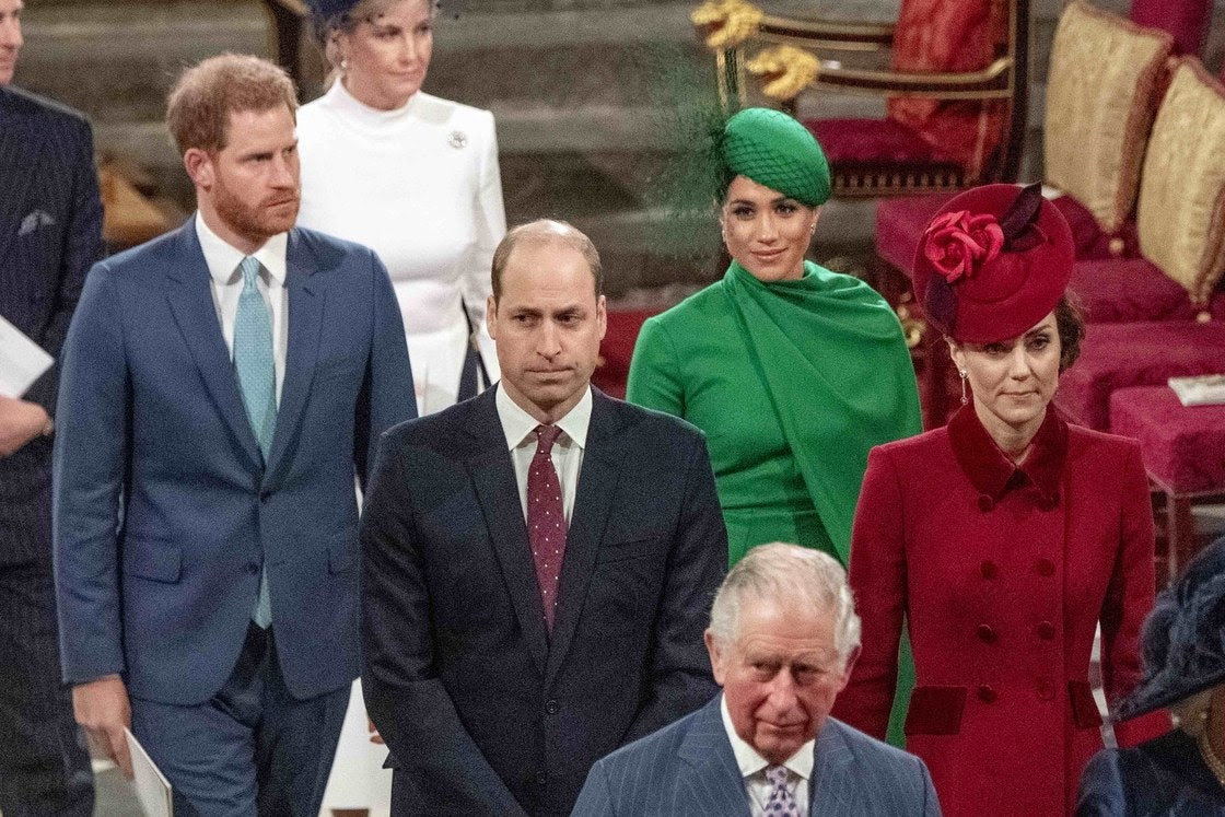 Royal Watch - Behind the Royal Tension at the Commonwealth Day Services