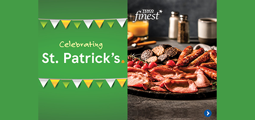 Tesco Ireland - Great offers to celebrate this St Patrick's weekend