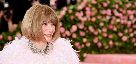 Fashionista - ICYMI: Why Is This Picture of Anna Wintour Wearing Jeans so Comforting?