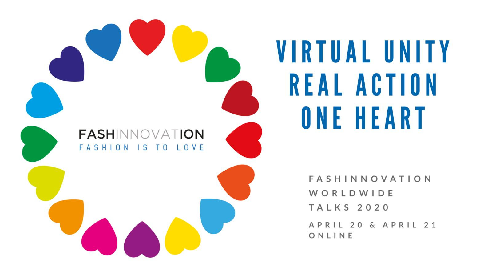 Founders FASHINNOVATION - Your Registration See you tomorrow ONLINE