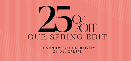 Harvey Nichols - Fancy 25% off our Spring Edit?