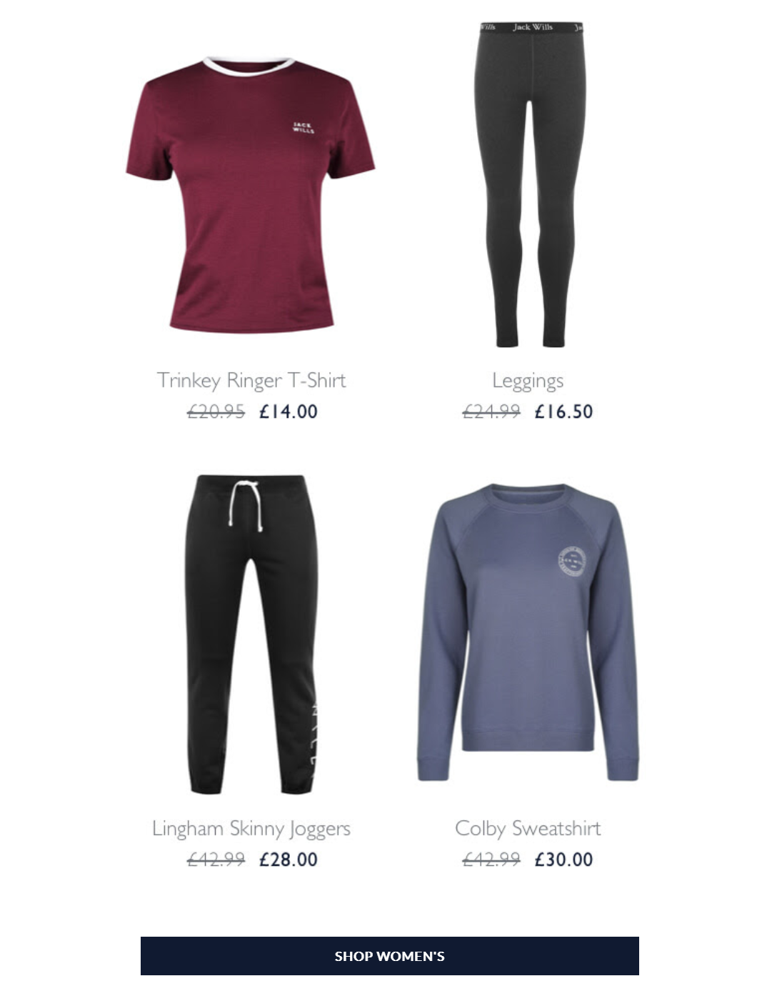 Get up to 30% OFF + Free Standard UK Delivery on orders over 50 Shop Now