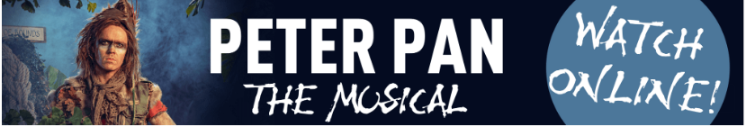 lyric-theatre-Watch Peter Pan the Musical online this Easter
