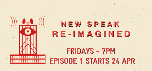 Lyric Theatre Belfast - New Speak Re-Imagined more about the show