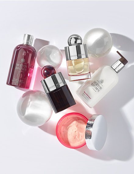 Molton Brown - This Earth Day Discover Our World