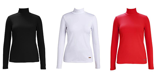 Pink Tartan - EARTH DAY, EVERY DAY All Eco-Friendly Mock Necks 25% Off