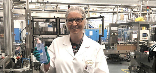 Professional Beauty - L'Oréal Ireland donates 50,000 hygiene products and hand sanitisers to frontline healthcare workers