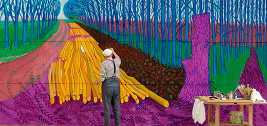 Royal Academy - A virtual visit to Hockney at the RA