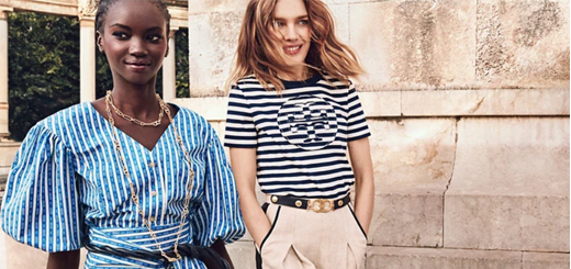 Tory Burch - The spring lineup + 20% off with code ONLINE20