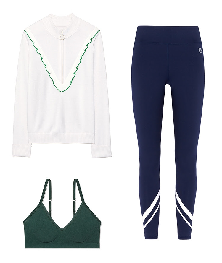 Tory Burch - Tory's favorites: Tory Sport edition