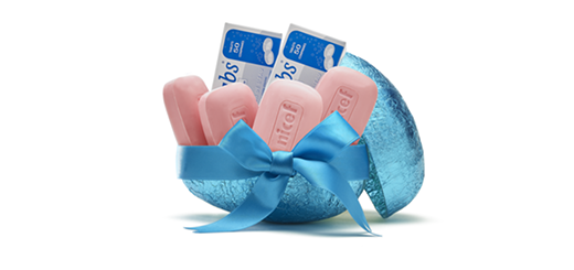 UNICEF Ireland - Make Your Easter EGG-Xtra Special