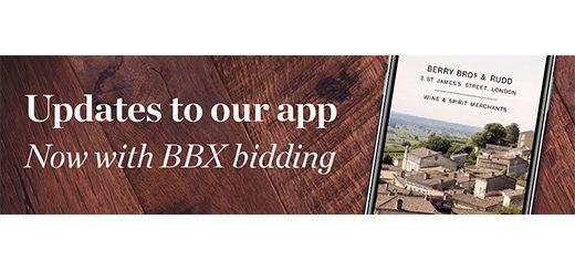 Berry Bros. & Rudd - Update to Berry Bros app