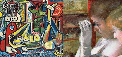 Christie's - Picasso's Les femmes d'Alger to launch Christie's cutting-edge new auction platform, ONE
