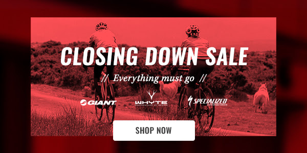 Cycle Surgery - NOW ON: Closing down sale
