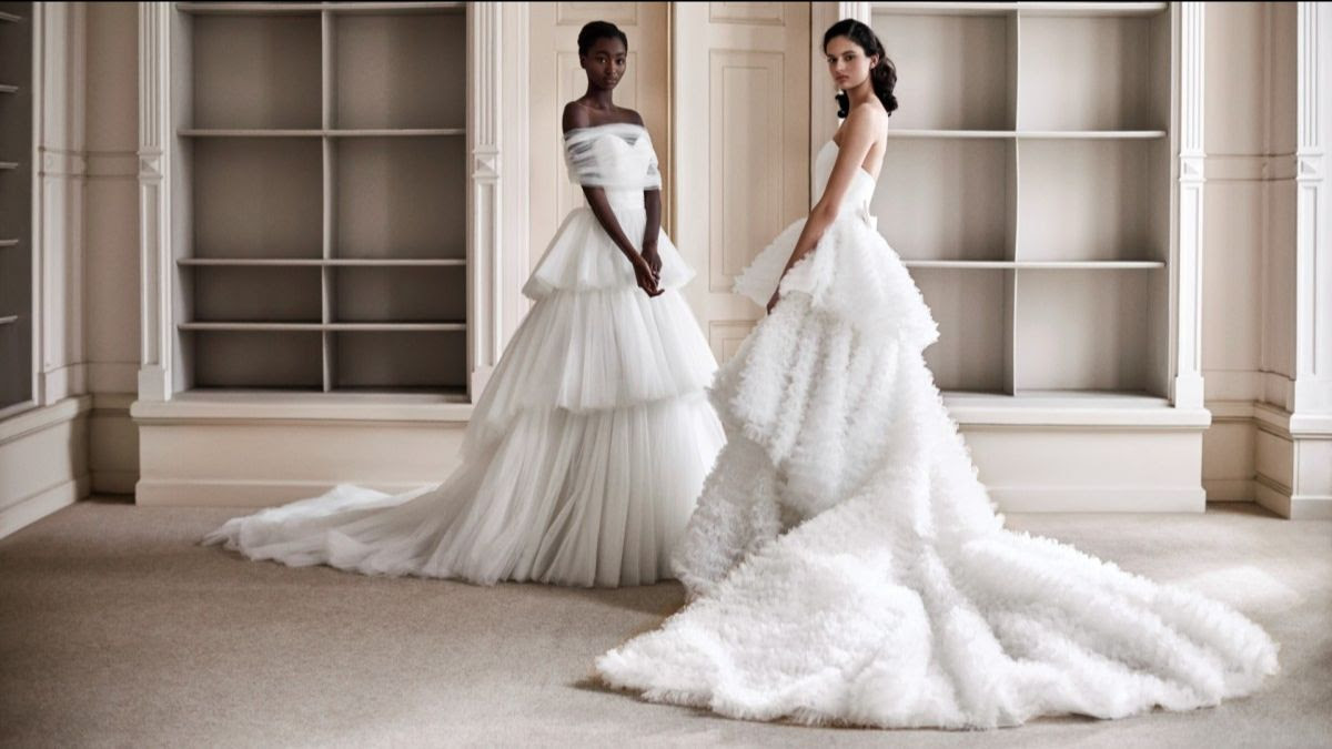 Fashionista - 19 Wedding Dresses From the Spring 2021 Collections to Make You Feel Hopeful