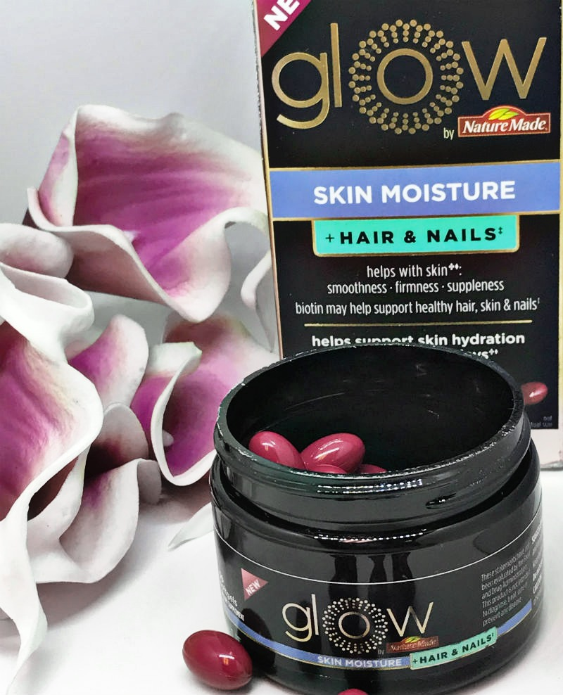 Glow by Nature Made® Skin Moisture + Hair & Nails