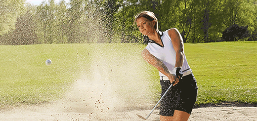 GOLFINO News - On your marks, get set, play golf - in ANY weather