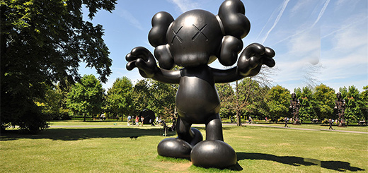 In Good Taste - What's Driving Market Demand for KAWS Art?