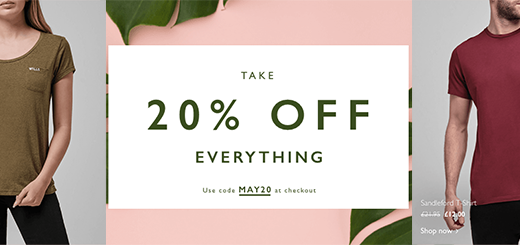 Jack Wills - Hello Outlet - 20% OFF everything