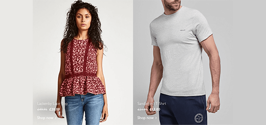 Jack Wills - The JW Outlet - Take 20% OFF