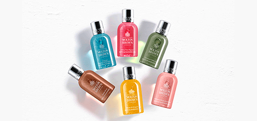 Molton Brown - 6 Fragrant Luxuries, Just for You