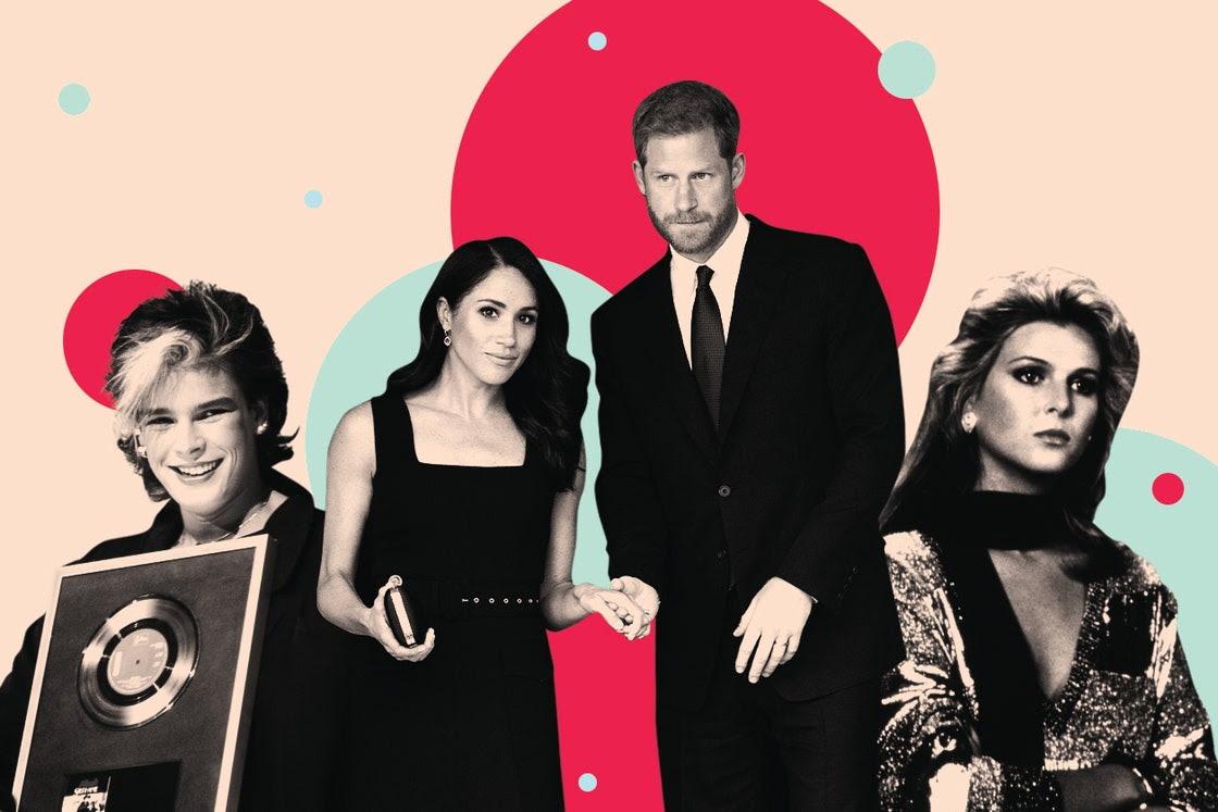 Royal Watch - The Royals Who Made a Mark on Hollywood