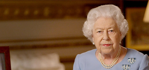 Royal Watch - The Meaning Behind the Queen's V-E Day Jewelry