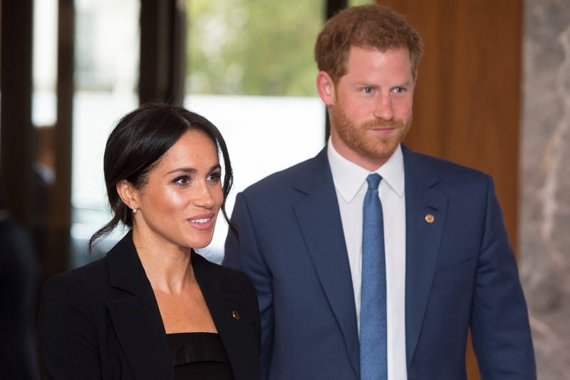Royal Watch - A Message From Meghan