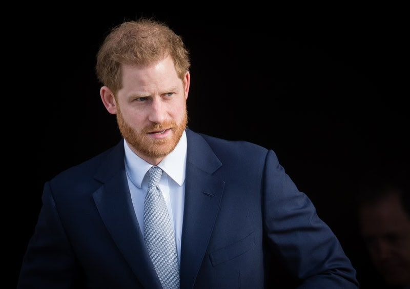 Royal Watch - Harry Sends His Regrets