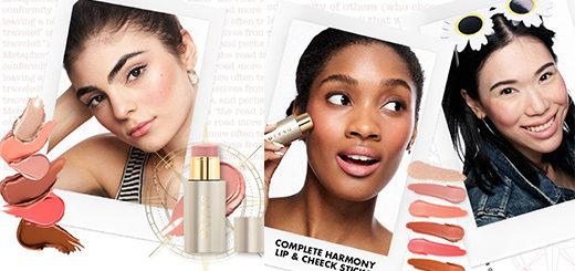 Stila UK - New! Complete Harmony Lip & Cheek Sticks