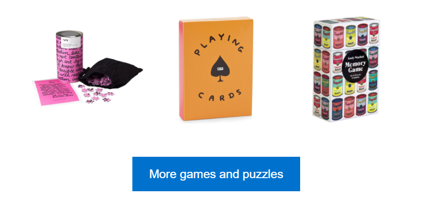 tate members -PUZZLES AND GAMES