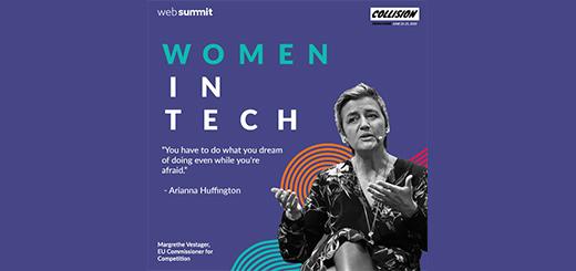 Web Summit women in tech - Get inspired